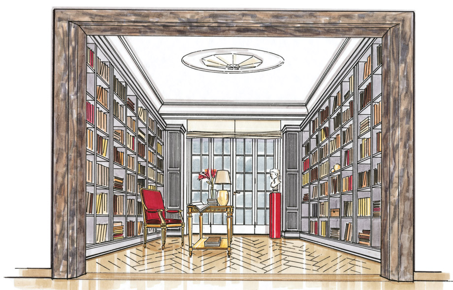 Inneneinrichtung Berlin bibliotheken heyde möbel tischlerei raumgestaltung inneneinrichtung berlin brandenburg